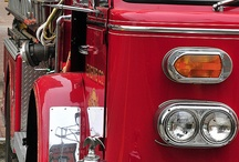 fire engines / by Joseph Dorn