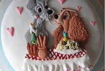 Disney  Pixar  Dreamworks... / cakes, cupcakes & cookies ideas inspired by movies we've loved!