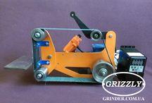 "Grizzly 2""/50"" под ленту 1200х50 мм."