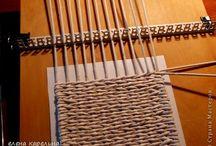 pletenie šablóna