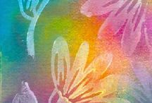 Art Tutorials for Color Mist / by Patricia Boyd