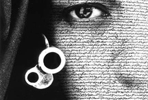 Sherin Neshat / Containing pictures of the artist studied. / by Dimitri Elefterijadis
