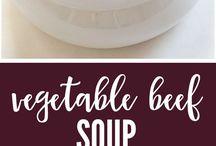 soups stews