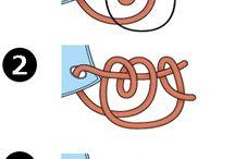 Веревки и узлв