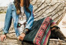 native Indian woman look