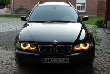 BMW e46 AE