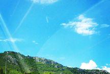 eretria village-evia,Greece