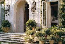 Французские загородные дома