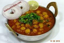 easy chole masala