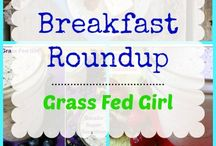 Egg Free Breakfast