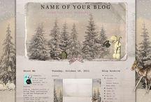 Blogger Backgrounds