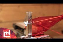 plastic bottle strip cutter