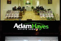 Before and after North Finchley Office