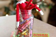 Elf on the Shelf / elf on the shelf ideas, Christmas kids activities