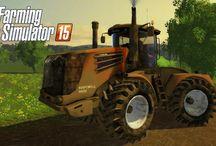 farming simulator 2015 / Zde je jen Farming Simulator 2015.