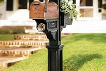 Mailboxes / by Jamie Abernathy