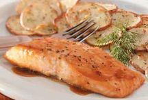 Fish Recipes  / by Marissa Salazar