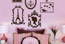 Girl room / Decoration