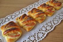 Выпечка Baked Goods / Anything that involves with baking with dough.