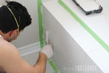 Paint tile floors