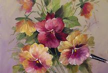 Painting - Decorative - 15 / by Deb Slusher