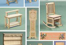 Мебель в стиле кукольного домика