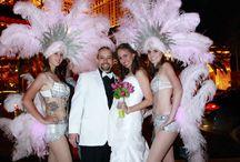 Vegas wedding theme party