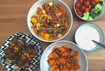 GEZONDE RECEPTEN / Hier vind je alle gezonde recepten uit onze blogs. Eiwitrijk, koolhydraatarm of juist koolhydraatrijk, vetarm, suikervrij... we hebben allemaal onze eigen voorkeuren. Maar een ding hebben onze gezonde recepten gemeen: ze zijn super lekker! Bon appetit!