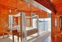 Dream Bedroom / From our favorite celebrity bedrooms to master suites with a view, get inspired by these spaces.  / by HGTV FrontDoor.com
