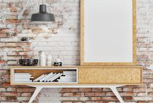 Osb Furniture Love / Osb and Chipboard furniture is a thing of the future and how beautiful is it?