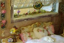 Dollhouse Bedrooms
