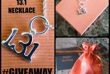 Giveaways / by Clarinda