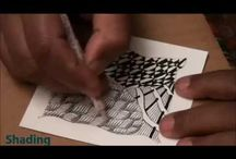 Zentangle / by Sabine Wagner