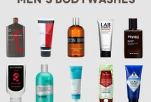 Men's body washes