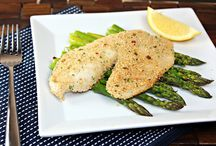 Favorite Recipes - fish / by Teri Barlow