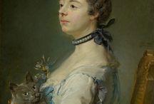 1740s fashion