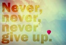 #Inspiration / Inspirational messages along my cancer journey. #cancer #inspiration