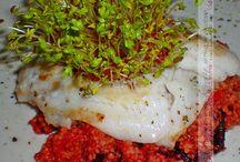 Hitra in okusna morska ideja za kosilo ali večerjo :-)