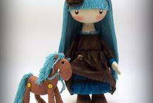 Dolls / jolies poupées