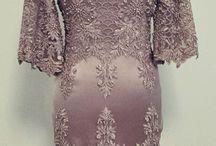 Elegant dresses by Adrielle