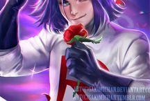 Anime / Game Art