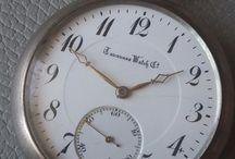 Tavannes pocket watch