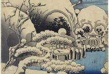 絵_歌川 広重/Hiroshige Utagawa