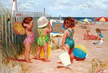 BEACH! / by Ellie Weinstein-Maule