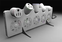 Innovative Electrical Accessories / by New Electric Inc
