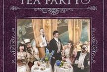 Steampunk Tea Party / by Dawn Lamb-Carpenter
