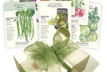 Collections / Botanical Interests collections make the perfect gift for a loved one, or even yourself! Our themed seed collections come in a white box adorned with a pretty, hand-tied bow. Collections are not available in stores.