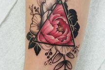 Маленькие татуировки