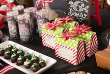 Christmas - Cookie Exchanges / Everything You Need to Host or Attend a Christmas Cookie Exchange