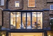 modernised victorian house
